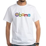 Peace, Love, Obama Shirt