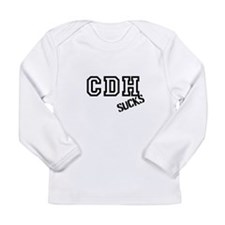 CDH Sucks Long Sleeve Infant T-Shirt