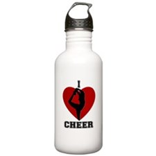 I love cheer Water Bottle