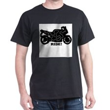 Cute Riding T-Shirt