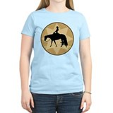 Cute Western horseback T-Shirt
