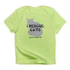 I RESCUE Cats Infant T-Shirt