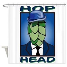 Hop Head Shower Curtain
