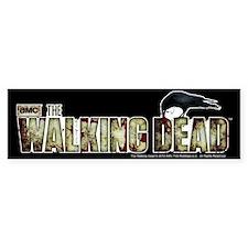 The Walking Dead Flesh Bumper Stickers