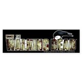 The Walking Dead Flesh Car Sticker