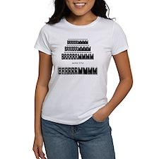 Movie Trailer BRRRRMMM Women's T-Shirt