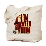 Walking Dead Team Grimes Tote Bag