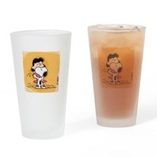 Dancing Lucy Drinking Glass