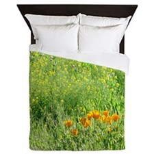 Wine Country Gifts Queen Duvet