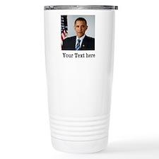 Custom Photo Design Travel Coffee Mug