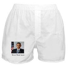 Custom Photo Design Boxer Shorts