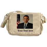Custom Photo Design Messenger Bag