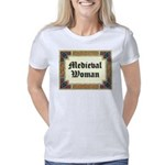 I'm attracted to Magneto Organic Women's Fitted T-