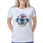 I'm attracted to Magneto Organic Women's T-Shirt (