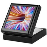 Speed of Neon Keepsake Box