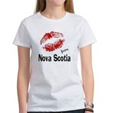 Kisses from Nova Scotia Tee