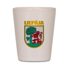 """""""Liepaja"""" Shot Glass"""