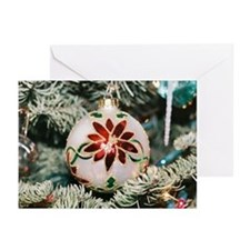 Christmas Ornament Greeting Cards (Pk of 10)