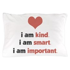 I Am Kind Pillow Case