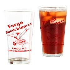 Unique Fargo Drinking Glass