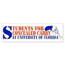SCC UF Bumper Sticker