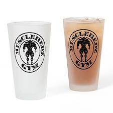 MUSCLEHEDZ Gym - Drinking Glass