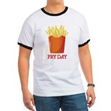 French fries day or Friday T