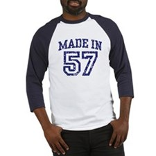 Made in 57 Baseball Jersey