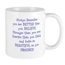 Better than U Believe Mug