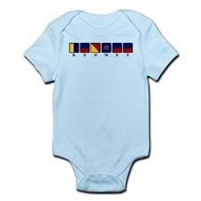 Nautical Keowee Infant Bodysuit