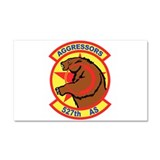 Cute Strike Car Magnet 20 x 12