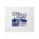 Giant City. Throw Blanket