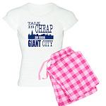 Giant City. Women's Light Pajamas