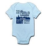 Giant City. Infant Bodysuit