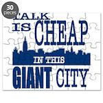 Giant City. Puzzle