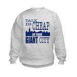 Giant City. Kids Sweatshirt