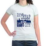 Giant City. Jr. Ringer T-Shirt