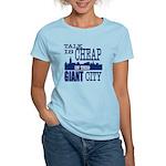 Giant City. Women's Light T-Shirt