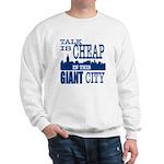 Giant City. Sweatshirt