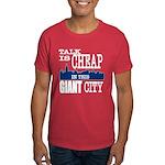 Giant City. Dark T-Shirt