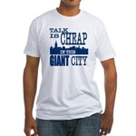 Giant City. Fitted T-Shirt
