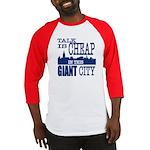 Giant City. Baseball Jersey