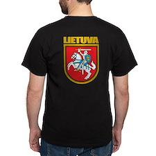 """""""Lithuania COA"""" T-Shirt"""