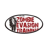 ZOMBIE EVASION Patches