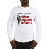ZOMBIE EVASION Long Sleeve T-Shirt