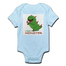 Unique Baby dinosaur Infant Bodysuit