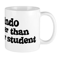 Honor Student: My Jindo Mug