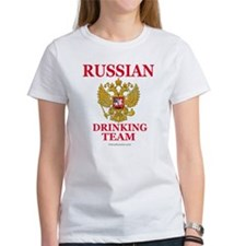 Cute Russian coat of arms Tee