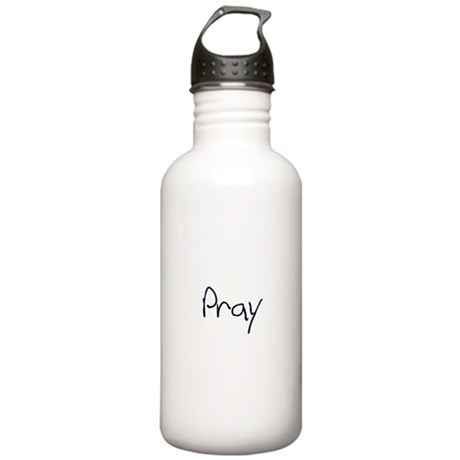 Pray Stainless Water Bottle 1.0L