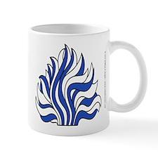 Flame Badge Mug